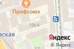 Схема проезда до компании Квантум в Москве