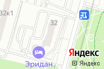 Схема проезда до компании ДНКОМ в Москве