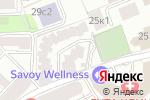 Схема проезда до компании RestoranKupon в Москве