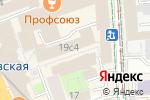Схема проезда до компании КультБуфет в Москве