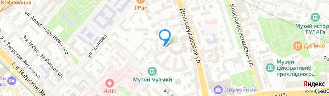 Пыхов-Церковный проезд