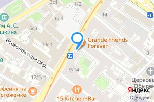 Сдается комната в пятикомнатной квартире в Москве ул. Остоженка, 7с1