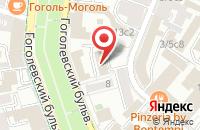 Схема проезда до компании Виваль в Москве