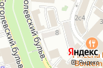 Схема проезда до компании Калипсо в Москве