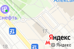 Схема проезда до компании СК СВИСС-ГАРАНТ в Москве