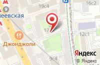 Схема проезда до компании Международная Академия Стиля в Москве