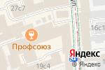 Схема проезда до компании Language Link в Москве