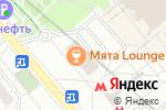 Схема проезда до компании SkyLake в Москве