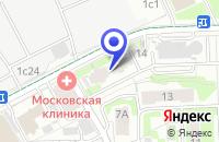 Схема проезда до компании МЕБЕЛЬНЫЙ САЛОН МАСТЕР ИНТЕРЬЕРА в Москве