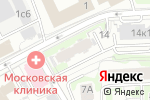 Схема проезда до компании Хераеус Электро-Найт в Москве