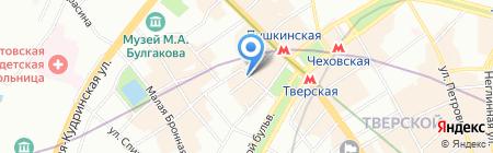 Мамы на карте Москвы