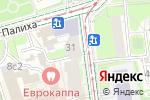 Схема проезда до компании Формула здоровья в Москве
