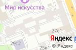 Схема проезда до компании Пактум в Москве
