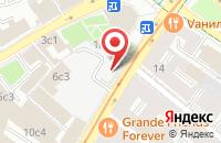 Схема проезда до компании Объединенная Строительная Компания в Москве