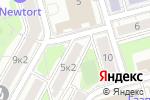 Схема проезда до компании Arkham city lounge в Москве