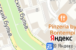 Схема проезда до компании Анваз в Москве