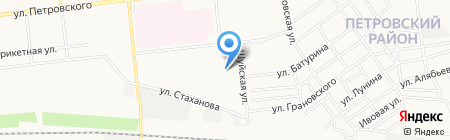 Детский сад №369 на карте Донецка