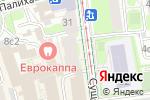 Схема проезда до компании АМД-фото в Москве