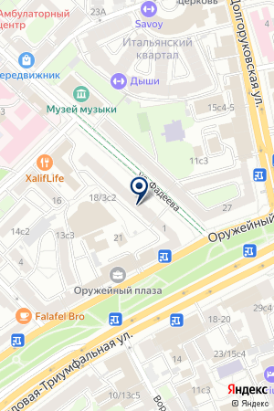 ИНФОРМАЦИОННОЕ АГЕНТСТВО NEWS.TRUE.WWW на карте Москвы
