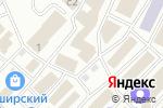 Схема проезда до компании Дендорс в Москве