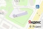 Схема проезда до компании Средняя общеобразовательная школа №520 с дошкольным отделением в Москве