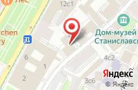 Схема проезда до компании Брэнд Бутик Золото в Москве