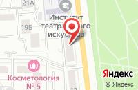Схема проезда до компании Улон в Москве