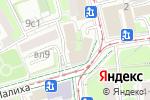 Схема проезда до компании Ошеров в Москве