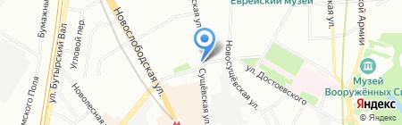 Ошеров Онисковец и Партнеры на карте Москвы
