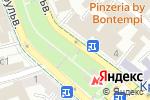 Схема проезда до компании Во имя Розы в Москве