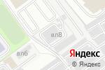 Схема проезда до компании Забор удачи в Москве