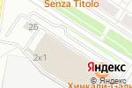 Схема проезда до компании BusStar в Москве