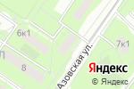 Схема проезда до компании Ингосстрах, СПАО в Москве