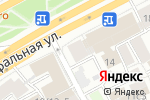 Схема проезда до компании Jurassic Spa в Москве
