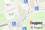 Схема проезда до компании ВИ-Терра в Москве