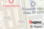 Схема проезда до компании Fastpoint в Москве