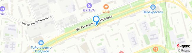 улица Римского-Корсакова