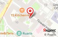 Схема проезда до компании Ск Гид в Москве