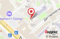 Схема проезда до компании Завод Модифицированных Крахмалов «Владимирский» в Москве