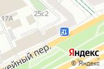 Схема проезда до компании Эротик Сити в Москве