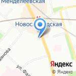 Мир искусства на карте Москвы