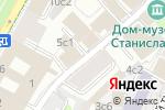 Схема проезда до компании Trendshopping.ru в Москве