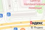Схема проезда до компании Love Zona в Москве