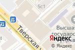 Схема проезда до компании Зентива Фарма в Москве