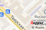 Схема проезда до компании Summit в Москве