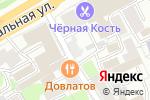Схема проезда до компании Студия Пион в Москве