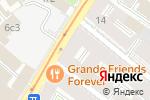 Схема проезда до компании КБ Ренессанс Кредит в Москве