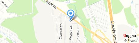 Борисовка 3 на карте Стрелково