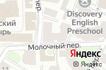Схема проезда до компании Дарлиз в Москве