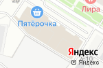Схема проезда до компании Юрфлекс в Москве